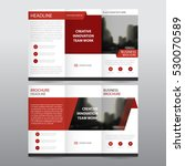 tri fold brochure free vector art 7047 free downloads