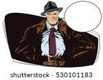 stock illustration. people in... | Shutterstock .eps vector #530101183