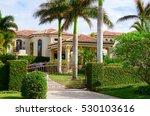 beautiful luxury residential... | Shutterstock . vector #530103616