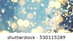 christmas background  | Shutterstock . vector #530115289