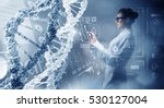 innovative technologies in... | Shutterstock . vector #530127004