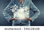 modern technologies for your... | Shutterstock . vector #530128108