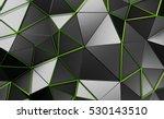abstract 3d rendering of... | Shutterstock . vector #530143510