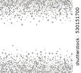abstract pattern of random... | Shutterstock .eps vector #530151700