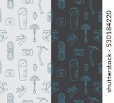 line seamless pattern with... | Shutterstock .eps vector #530184220