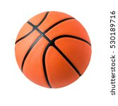 Basketball Isolated.