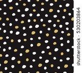 vector seamless pattern.... | Shutterstock .eps vector #530203864