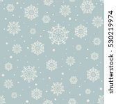 seamless pattern with... | Shutterstock .eps vector #530219974