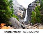 Yosemite Low Waterfalls....