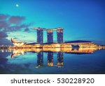 singapore  republic of... | Shutterstock . vector #530228920