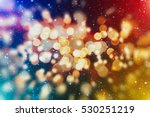 abstract blurred of blue and... | Shutterstock . vector #530251219