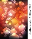 blurred background bokeh of the ... | Shutterstock .eps vector #530265928
