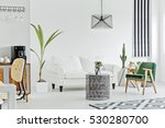 multifunctional interior with... | Shutterstock . vector #530280700