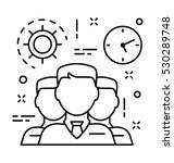 team vector icon | Shutterstock .eps vector #530289748
