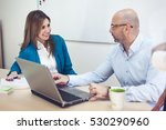working with brilliant minds   Shutterstock . vector #530290960