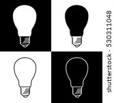 lightbulb vector design   Shutterstock .eps vector #530311048