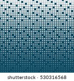 abstract geometric blue... | Shutterstock .eps vector #530316568