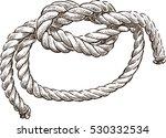 marine knot | Shutterstock .eps vector #530332534