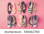 Collection Of Women\'s Shoes On...