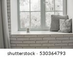ozy and frost winter still... | Shutterstock . vector #530364793