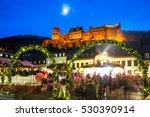 heidelberg  christmas market     Shutterstock . vector #530390914