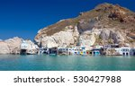 panoramic view of fyropotamos... | Shutterstock . vector #530427988