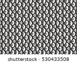 fish scales texture drawing... | Shutterstock .eps vector #530433508