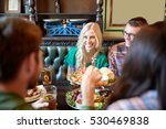 leisure  eating  food and... | Shutterstock . vector #530469838