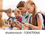 primary education  friendship ... | Shutterstock . vector #530470066