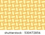 abstract gold triangle pattern... | Shutterstock .eps vector #530472856