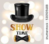 Show Time Card With Cylinder...