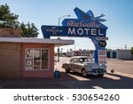 tucumcari  new mexico   july 4  ... | Shutterstock . vector #530654260