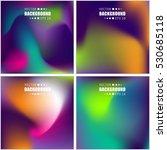 abstract creative concept... | Shutterstock .eps vector #530685118