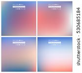 abstract creative concept... | Shutterstock .eps vector #530685184
