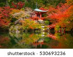 Beautiful Autumn In Japanese...