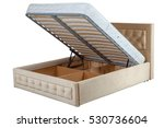 pull up storage bed  storage... | Shutterstock . vector #530736604