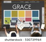 colour shade design colourful... | Shutterstock . vector #530739964
