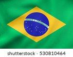brazilian national official... | Shutterstock . vector #530810464