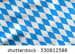 bavarian official flag  symbol  ... | Shutterstock . vector #530812588