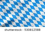 bavarian official flag  symbol  ... | Shutterstock . vector #530812588