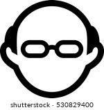 grandpa icon | Shutterstock .eps vector #530829400