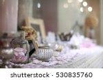 dressing table   Shutterstock . vector #530835760
