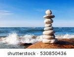 Concept Of Harmony And Balance. ...