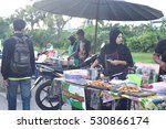 pattani  thailand  6 december... | Shutterstock . vector #530866174