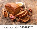 gingerbread cake | Shutterstock . vector #530873020