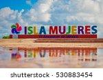 isla mujeres  mexico   october... | Shutterstock . vector #530883454
