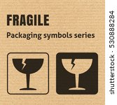 fragile or breakable material...
