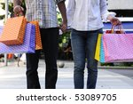 summer sale  couple with