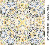 mosaic colorful artistic... | Shutterstock . vector #530907568