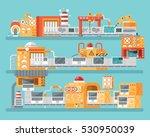 stock vector vertical... | Shutterstock .eps vector #530950039